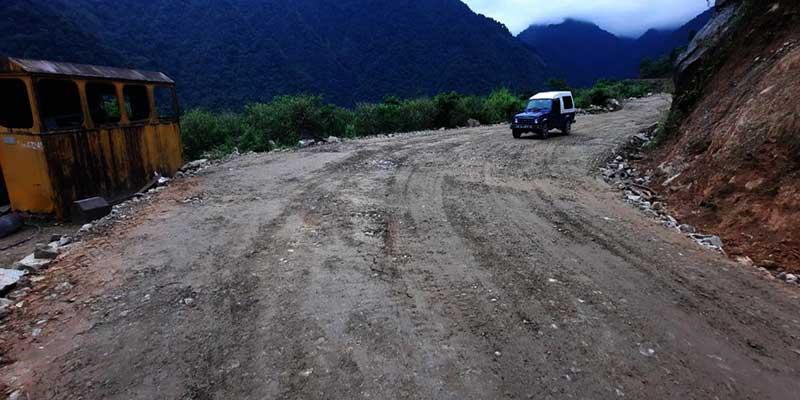 Arunachal Frontier Highway- bridging Anjaw to Lower Dibang Valley soon