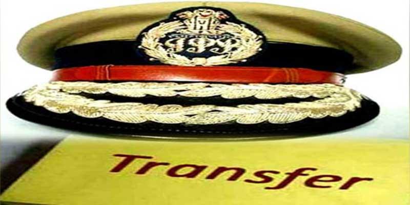 Arunachal: Seven IPS officers transferred from Arunachal Pradesh to Delhi