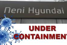 Photo of Itanagar: Neni Hyundai under containment after 45 persons test positive for Covid-19