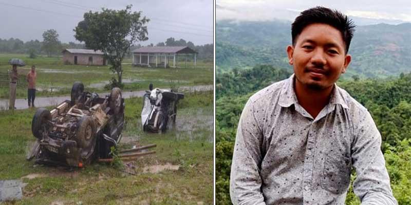 Arunachal: WSU's AGS Wangchai Wangsu dies in road accident