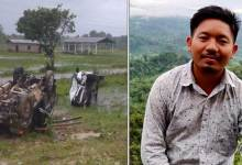 Photo of Arunachal:   WSU's AGS Wangchai Wangsu dies in road accident