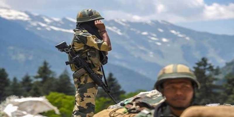 China's PLA Builds up Presence Near Arunachal Pradesh Border