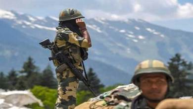 China's PLA Builds up Presence Near Arunachal Pradesh Border