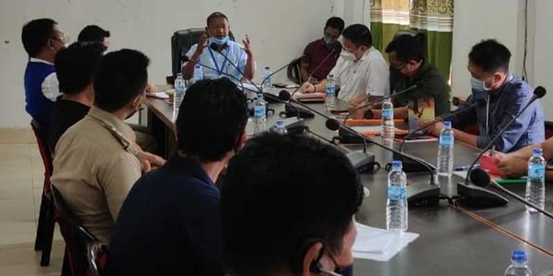 Itanagar: We should put united efforts to remove Itanagar from list of dirtiest cities- Felix
