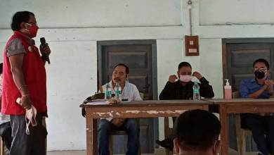 Photo of Arunachal: Eco-Sensitive Zone meeting of fringe villages of DEWS held at CO office Oyan
