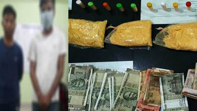 Photo of Itanagar: Two suspected drug peddlers arrested with heroin
