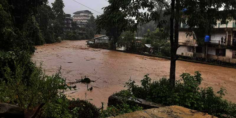 Arunachal Flood: 2 drown in Ego river in Leparada's Dai circle