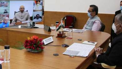 Photo of Arunachal Governor participates in Governors' video Conference on NEP 2020