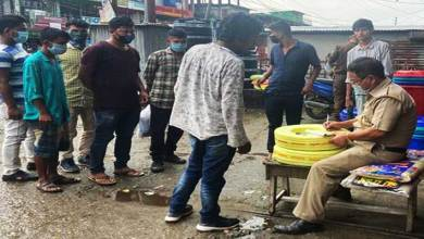 Photo of Itanagar: Capital Police imposed fine of Rs 500 to 88 for not wearing Mask