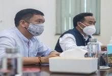 Photo of Arunachal CM expresses concern over slow progress of several road projects in the state