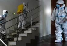 Arunachal: Covid-19 cases detected in Civil Secretariat, Sanitization drive begins