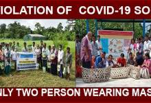 Photo of Arunachal: Violation of COVID-19 SOP in a programme organised by KVK, Namsai