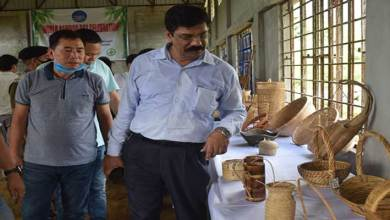 Photo of Arunachal:  World Bamboo Day celebrated