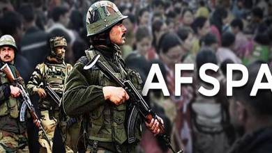 Photo of Home Ministry extends 'disturbed area' tag for 3 Arunachal districts, 4 PS under AFSPA