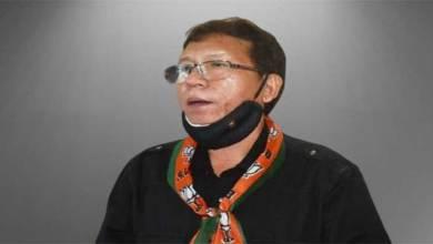Arunachal: Former minister Anok Wangsa joins BJP