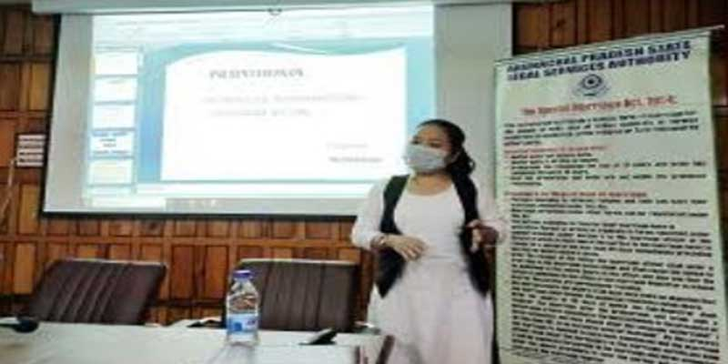 Arunachal: APSLSA organises Legal Awareness-cum- Marriage Registration for the Marriage Officers