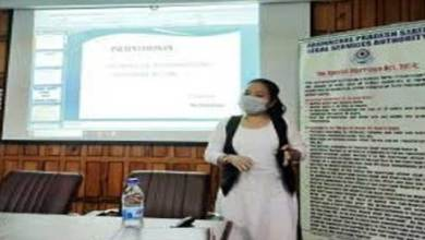 Photo of Arunachal: APSLSA organises Legal Awareness-cum- Marriage Registration for the Marriage Officers