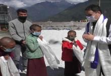 Photo of Arunachal: Alo Libang visits Jang, Tawang to take stock of ICDS programme