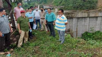 Photo of Arunachal: DC Papum Pare inspects various ongoing projects under Balijan Sub-Division