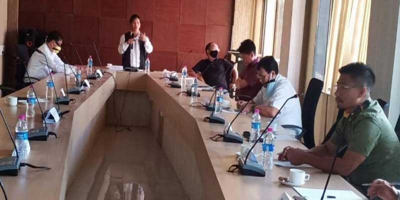 Itanagar: JDU leaders woos to strengthened party, eyes on ULB election