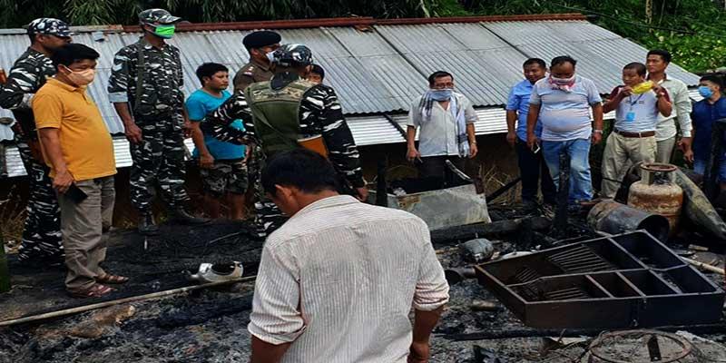 Itanagar- Lorr Putu village incident, Police asks Prime accused to surrender