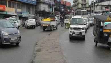 Photo of Itanagar: Building owners along NH-415 should arrange their own parking- SP Capital