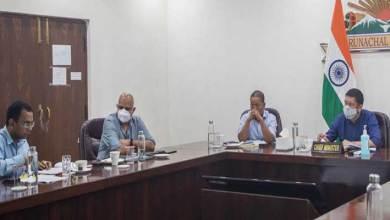 Photo of Arunachal CM reviews implementation of Jal Jivan Mission, Swachh Bharat (Gramin) Scheme in the state
