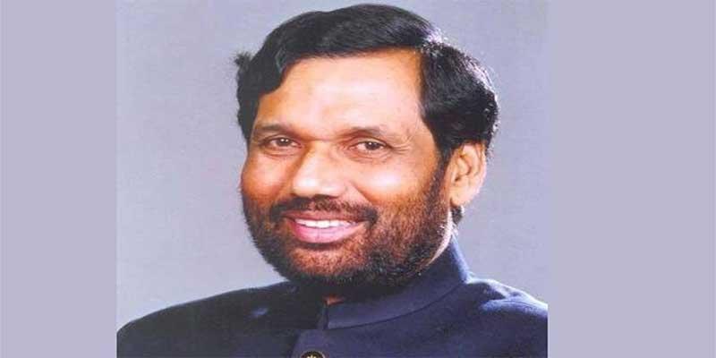 Union Minister Ram Vilas Paswan passes away