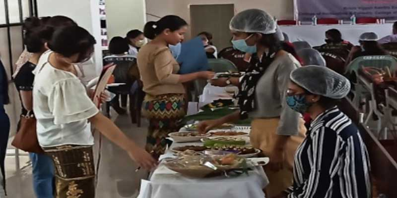 Arunachal: Mahila Kisan Diwas observed in East Siang with recipe competition