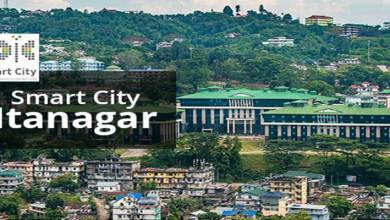 Arunachal: AAPSU expresses it's displeasure over implimentation of Itanagar Smart City Mission