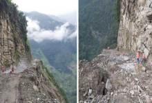 Photo of Arunachal: Strategic road link facilitates Armed Force & Civilian at Chaglagam bordering China