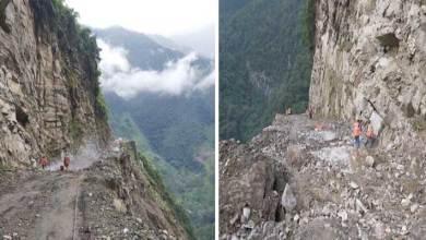 Arunachal: Strategic road link facilitates Armed Force & Civilian at Chaglagam bordering China