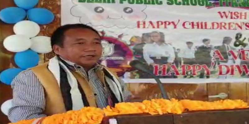Schools in Arunachal will re-open with Green, Yellow and Red zone facilities- APPSA