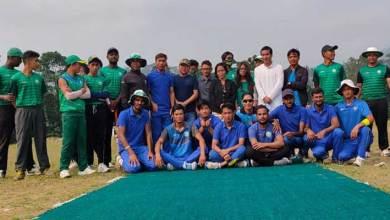 Itanagar Cricket Club Triangular series begins