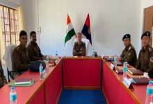 Arunachal Panchayat Election: IGP (L&O ) reviews security preparedness