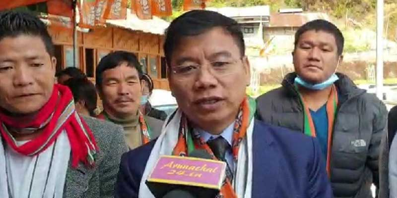 Arunachal: BJP workers should rededicate themselves for strengthening of the party- Likha Maj