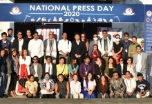 Itanagar: National Press Day celebrated