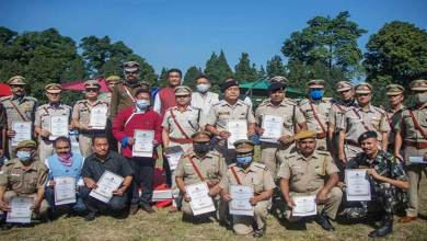 SMART police for safe Arunachal: Khandu releases this vision document of Arunachal Police