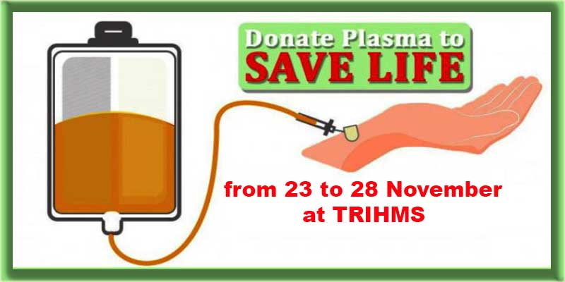 Itanagar: Indian Medical Association Arunachal Pradesh to oganise plasma donation drive