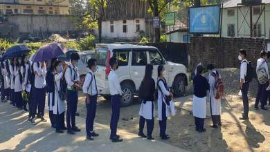 Schools reopen today in Arunachal Pradesh after months of COVID-19 lockdown