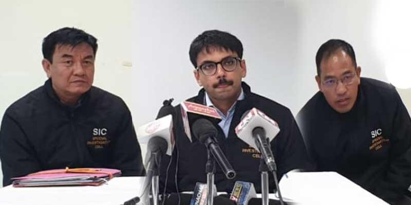 Arunachal: SIC files chargesheet in APSSB job scam
