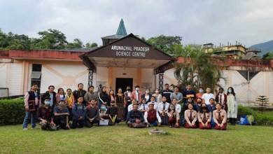 Itanagar: workshop on idea, innovation and technology concludes