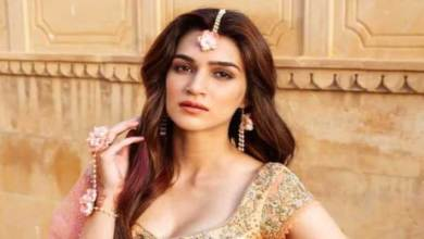 Kriti Sanon tests positive for Covid-19