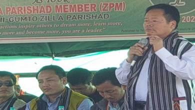 Arunachal: Connectivity is my priority, Doimukh MLA Tana Hali Tara