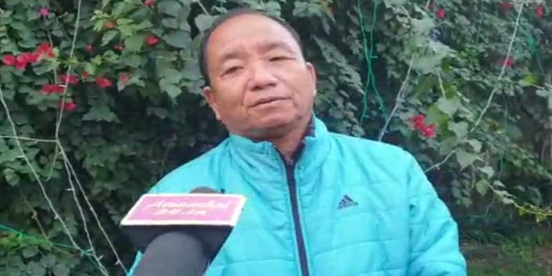 Itanagar: JDU will sit in opposition in the IMC Techi Kaso