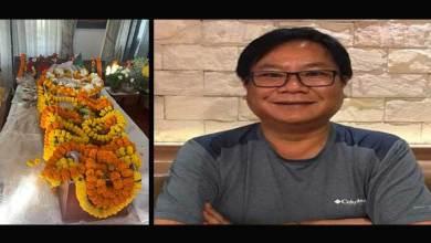 Arunachal: Leading entrepreneur Chow Chetmoon Mongmaw passes away