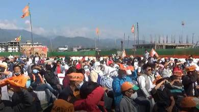 Arunachal Pnachayat and Municipal Poll Campaign to end at 4 PM on Dec 20