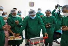 Itanagar: P D Sona inaugurates 'Holmium Laser Lithotripsy' at Heema Hospital