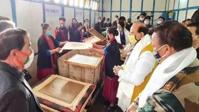 Arunachal: Monpa handmade paper industry was today inaugurated