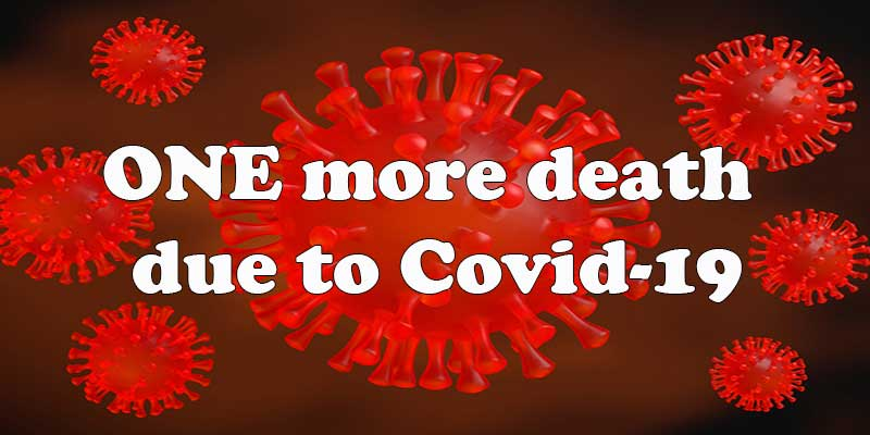 Arunachal:One more COVID-19 death takes toll to 55